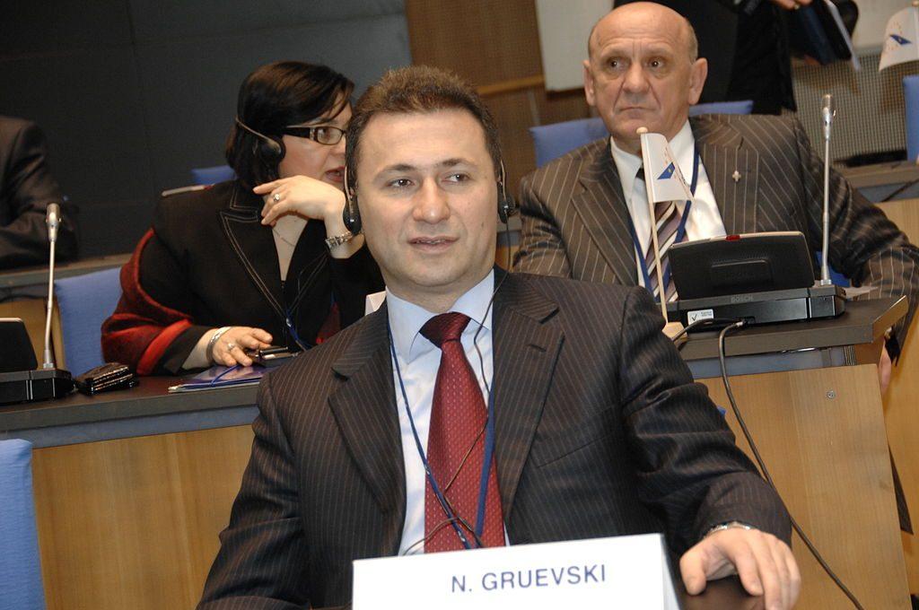 Nikoła Gruewski