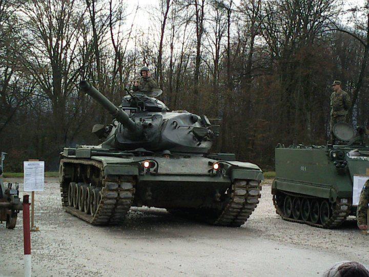 Czołg m60a3