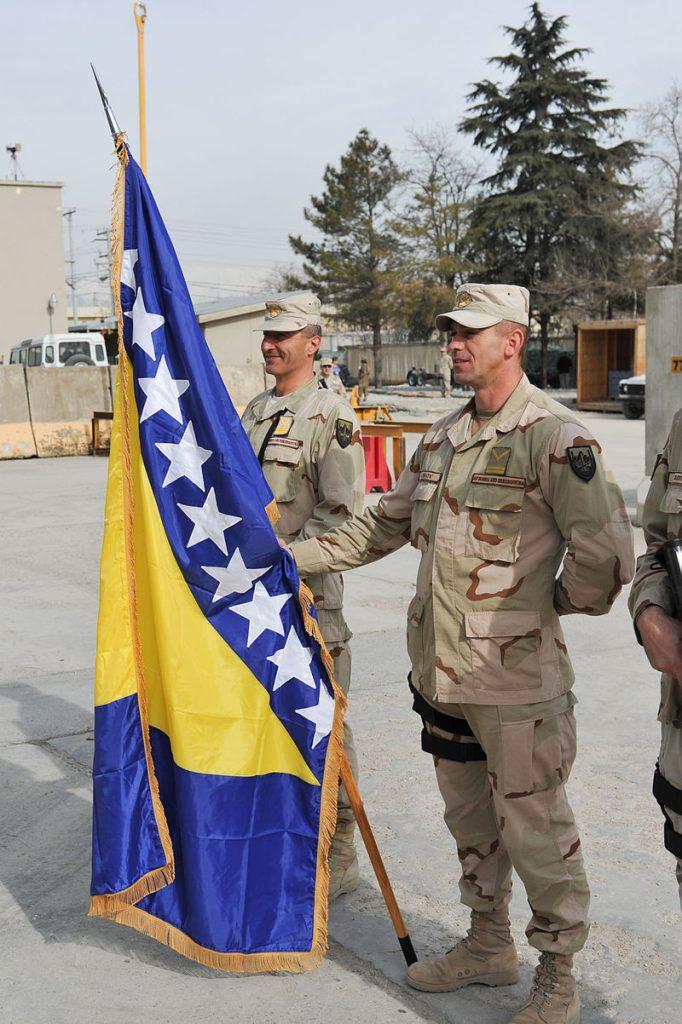 Żołnierze Armii Bośni i Hercegowiny
